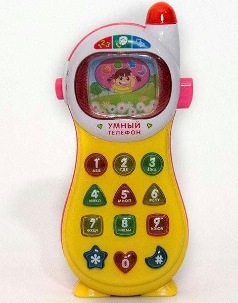 Play Smart Умный телефон