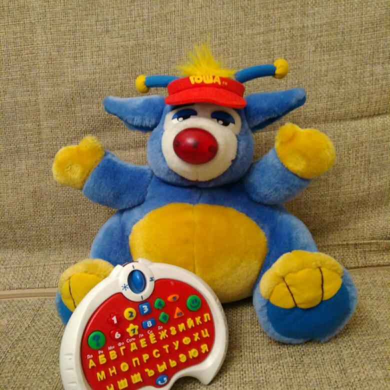 Tiny Love Интерактивная игрушка Гоша