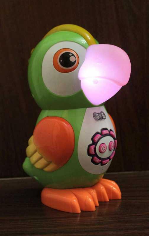 Play Smart Умный попугай